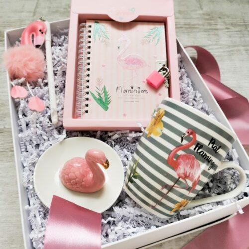 flamingós ajándékok